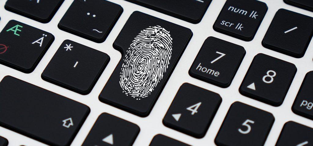 Computers fingerprinting